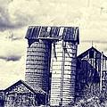 Blueprint Barn by Jim Lepard