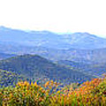 Blueridge Parkway Mm404 by Duane McCullough