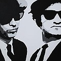 Blues Brothers by Katharina Filus