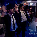 Blues Brothers  by Marvin Blaine