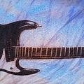 Blues Guitar by Alec Drake