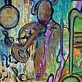 Blues Jazz Club Series by Kelly Turner