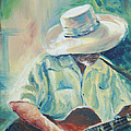 Blues Man by Sharon Sorrels