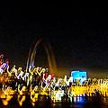 Blurry Waterfront 2 by Angus Hooper Iii