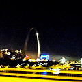 Blurry Waterfront 3 by Angus Hooper Iii