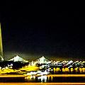 Blurry Waterfront 4 by Angus Hooper Iii