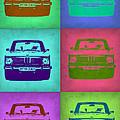 Bmw 2002 Pop Art 2 by Naxart Studio