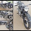 Bmw Art Deco Bikes by Maj Seda