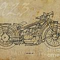 Bmw R32 1923 by Pablo Franchi