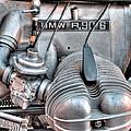 Bmw R90/6 by Britt Runyon