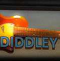 Bo Diddley's Guitar by Gary Keesler