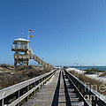 Boardwalk At Ponce by Deborah Benoit