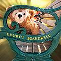 Boardwalk Bear by Thomas Woolworth