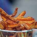 French Fries On The Boards by Bill Swartwout Fine Art Photography