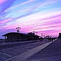 Boardwalk Stroll  by Mary Ann D Brairton