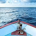 Boat Bow by Joe Belanger