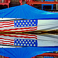 Boat For Freedom  by Debra Forand