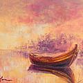 Boat by Luke Karcz