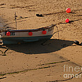 Boat On Beach 04 by Pixel Chimp