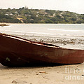 Boat On Shore 02 by Pixel Chimp