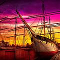 Boat - Sailing - Fleet Week by Mike Savad