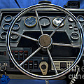 Boat Steering Wheel by Thomas Woolworth