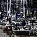 Boat Week 2 by Ronald Grogan