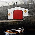 Boathouse by Aidan Moran