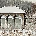 Boathouse Pavilion by Terri Morris