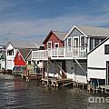 Boathouse Row by William Norton