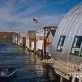 Boathouse by William Norton