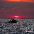 Boating by Michael Krek
