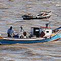 Boatman by Luis Esteves