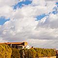 Boats At Quai De La Daurade, Toulouse by Panoramic Images