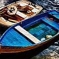 Boats by Scott Mullin