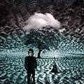 Bob Dylan A Hard Rain's A-gonna Fall by Mal Bray
