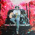 Bob Dylan - Crossroads by Lucia Hoogervorst
