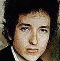 Bob Dylan by John Travisano
