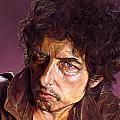 Bob Dylan by Timothy Scoggins
