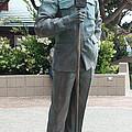 Bob Hope Memorial Statue by John Telfer