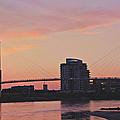 Bob Kerry Pedestrian Bridge by Elizabeth Winter