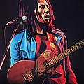 Bob Marley 2 by Paul Meijering