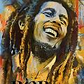 Bob Marley by Corporate Art Task Force