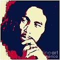 Bob Marley by Dragica  Micki Fortuna
