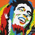 Bob Marley by Edgar Rafael