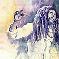 Bob Marley by Yuriy Shevchuk