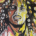 Bob Marley 01 by Chrisann Ellis
