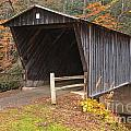 Bob White Covered Bridge by Adam Jewell
