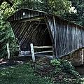 Bob White's Covered Bridge by Shannon Louder