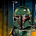 Boba Fett 2 by George Pedro